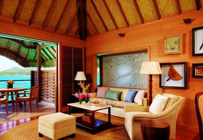 Лучшие отели Бора-Бора: удивительный отдых на островах во Французской Полинезии