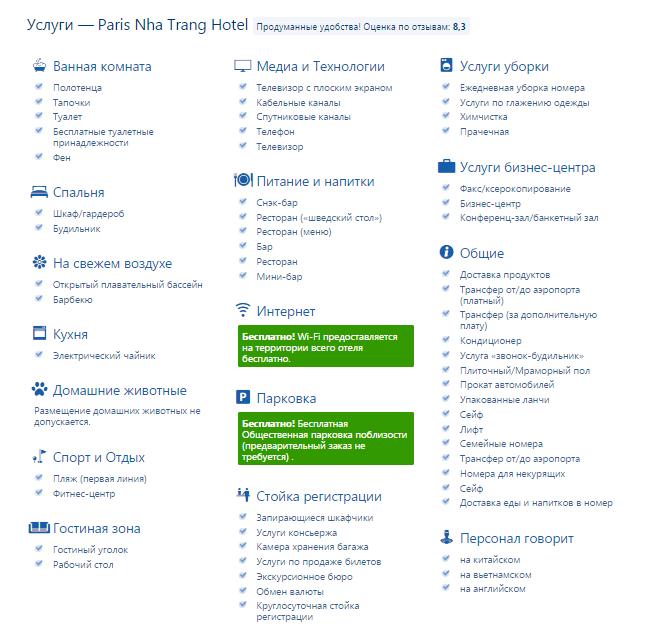 Лучшие отели 3 звезды в Нячанг, Вьетнам