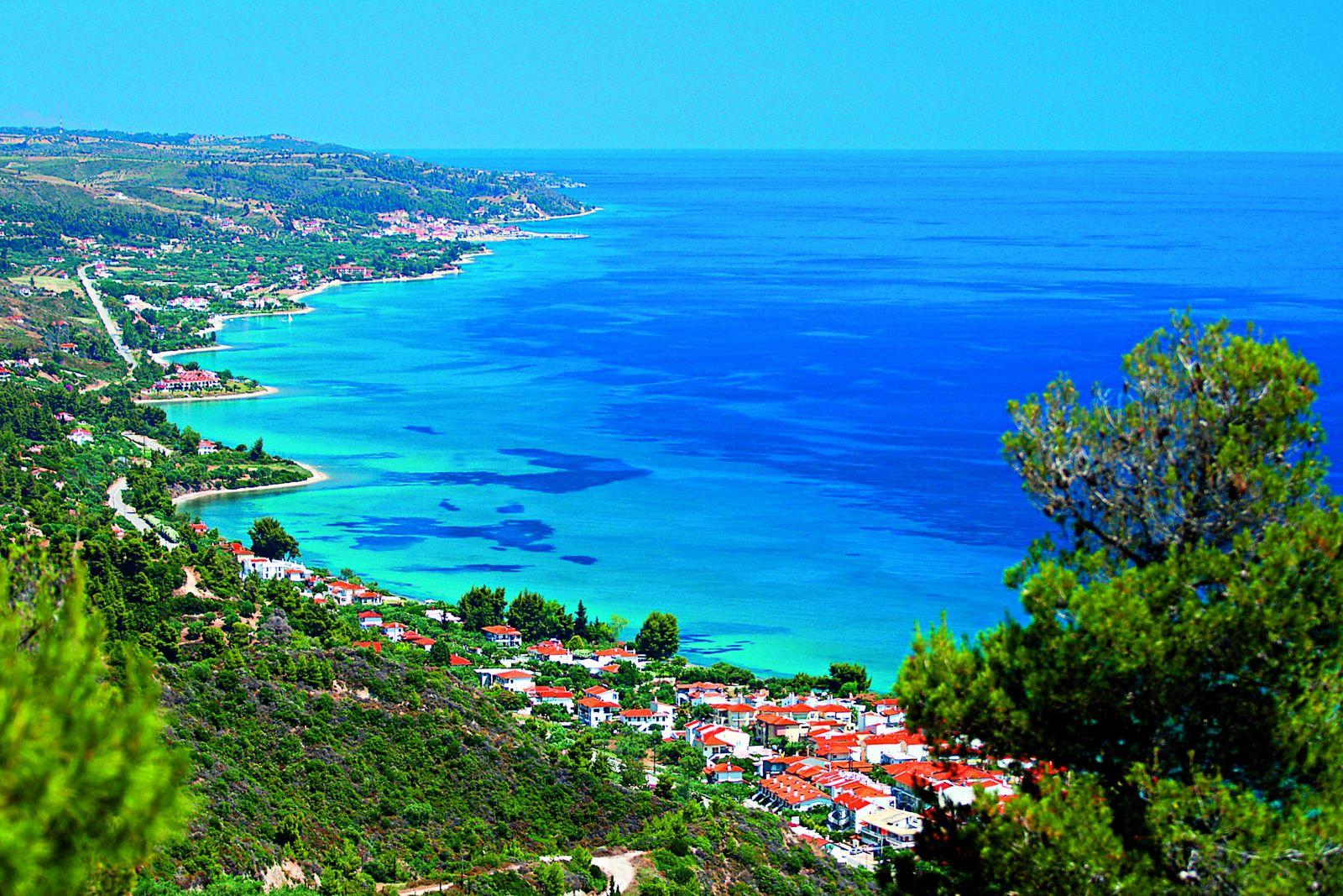своё время халкидики греция отзывы туристов о пляжах фото если