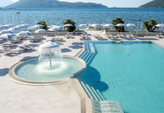 Курорт игало черногория цены