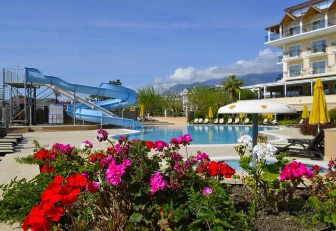 L'Oceanica Beach Resort Hotel 5*, Турция — Отзывы 2021 [ТОП-Обзор]