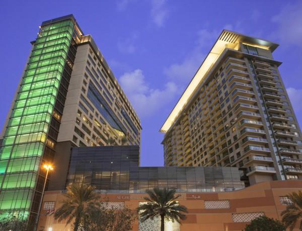 Отель Al Ghurair Arjaan в Дубае