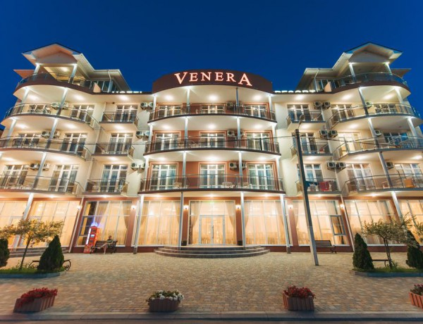 Отель Venera Resort Витязево Анапа