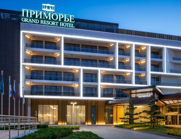 Отель Приморье Геленджик