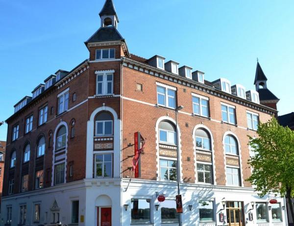 Отель Ansgar