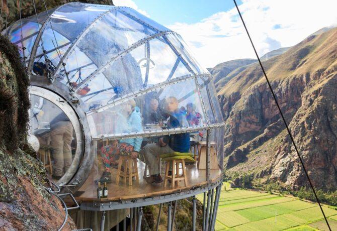 Skylodge Adventure Suites Hotel Peru Reviews Review Discounts