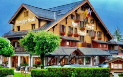 Alpe Fleurie Hotel Restaurant