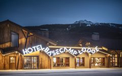 Base Camp Lodge Hotels
