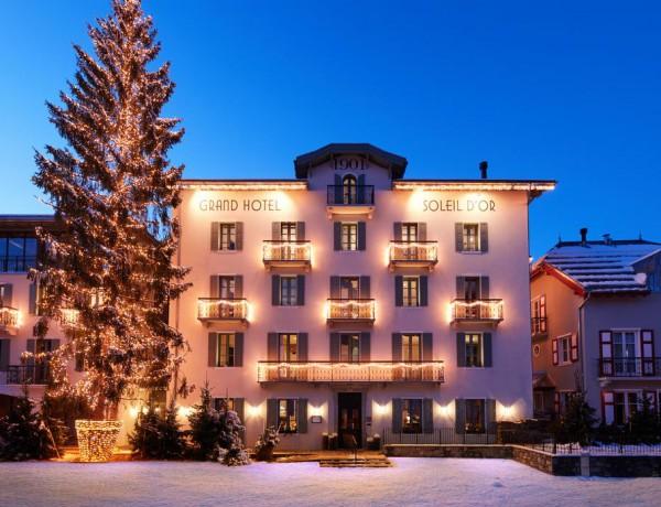 Grand Hotel Soliel dOr