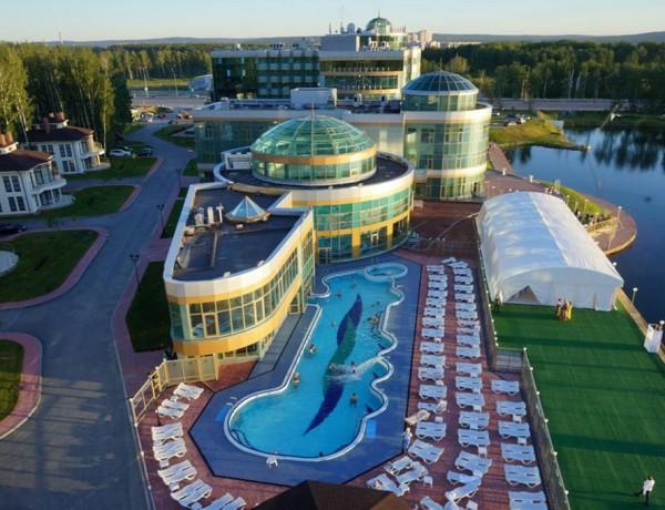 Ramada By Wyndham Yekaterinburg Hotel & Spa