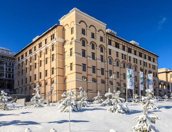 Отель Горки Панорама Эсто Садок