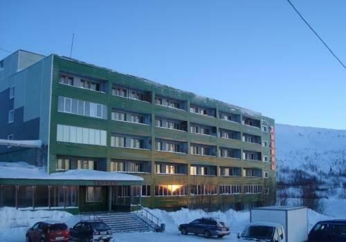 Хибины отель Кировск