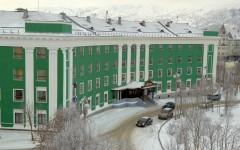 Отель Гостиница Северная Кировск