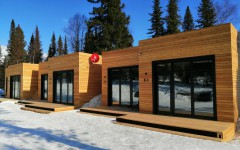 Отель Alpika House Шерегеш
