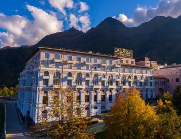 Отель Rixos Красная Поляна Сочи