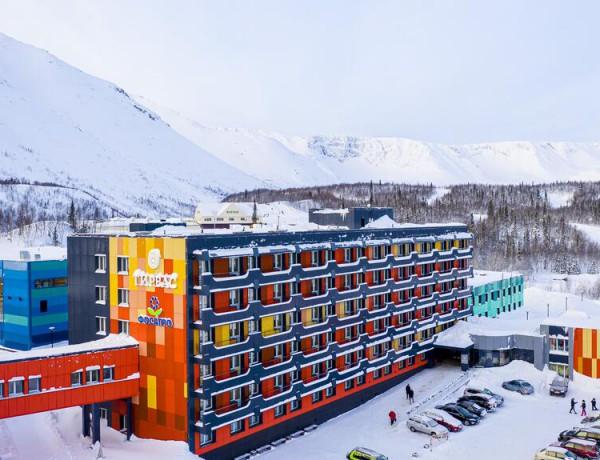 Отель TIRVAS Hotel&Spa Кировск