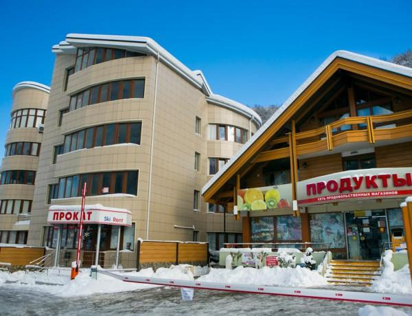 Отель Лаура Красная Поляна