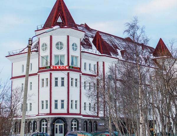 Hotel Ekkos Kirovsk