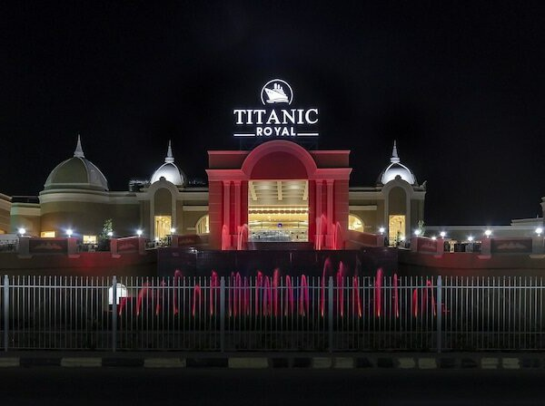 Hotel Titanic Royal Hurghada