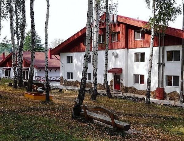 Отель 33 медведя Абзаково