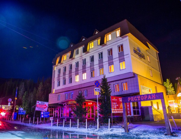 Отель Снежный Шерегеш