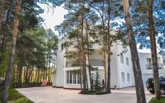 Отель Усадьба Еловое Абзаково
