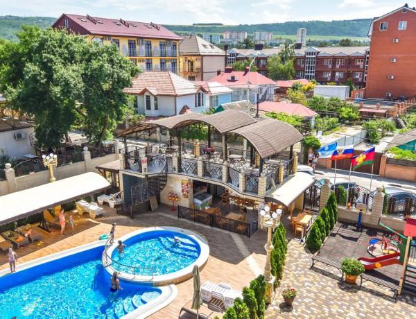 Отель Карс Дивноморское