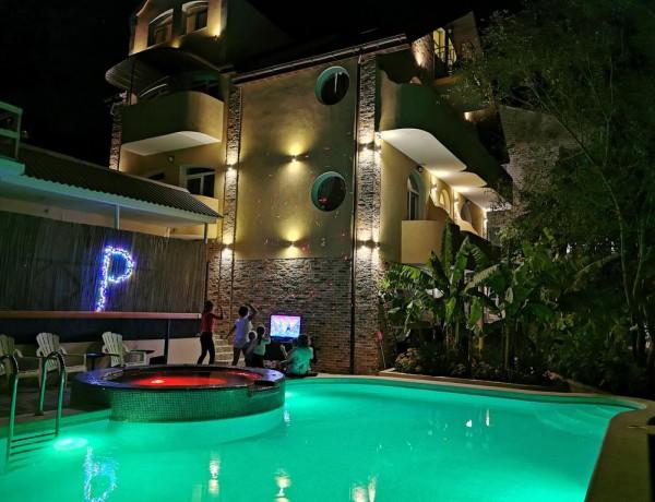Отель «Панорама» в Архипо-Осиповке