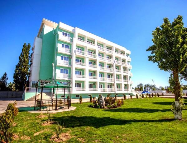 Парк отель Лазурный Берег Анапа