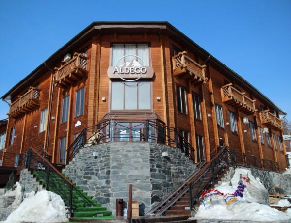 Отель Альдего Абзаково