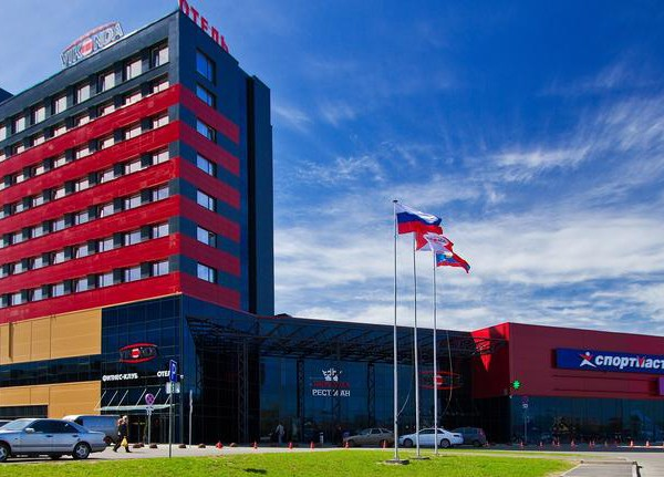 Отель Виконда Рыбинск