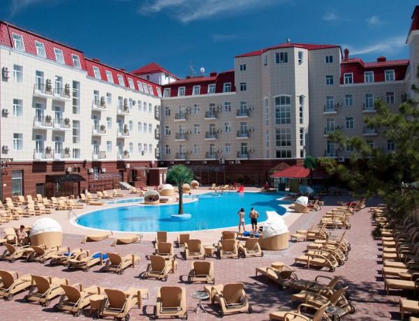 Hotel Ukraine Palace Evpatoria Crimea