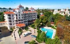 Отель Алые Паруса Феодосия Крым