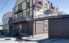 Отель Вилд Вест (Wild West) Саратов