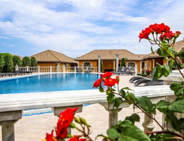 Отель Leo Palace Черноморское Крым