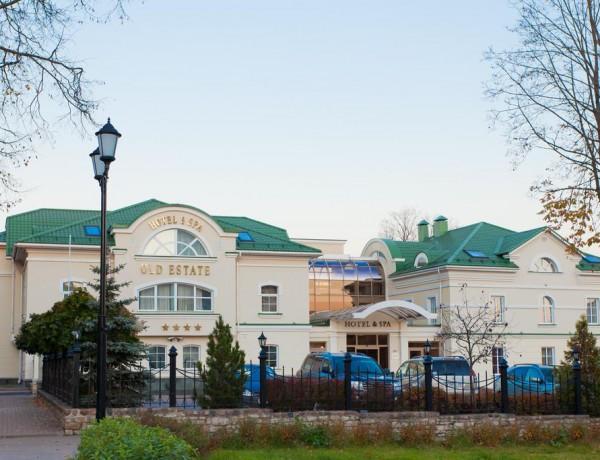 Отель Олд Эстейт Псков