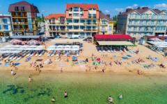 Отель на Черноморской