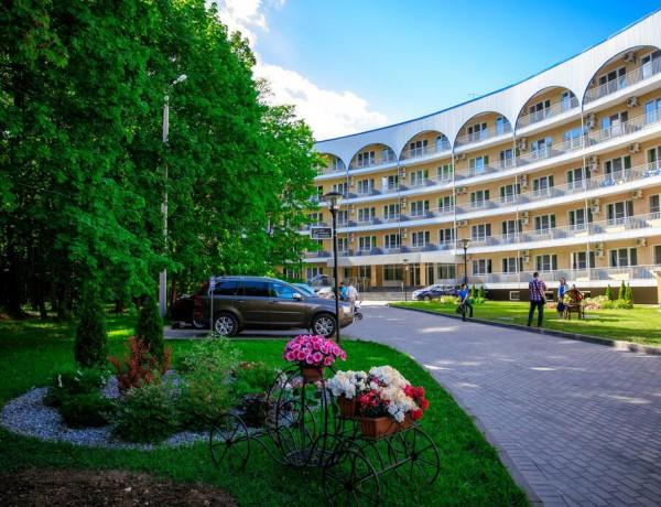 Парк-отель Воздвиженское Серпухов