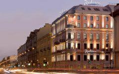 Отель Рэдиссон Соня Санкт-Петербург