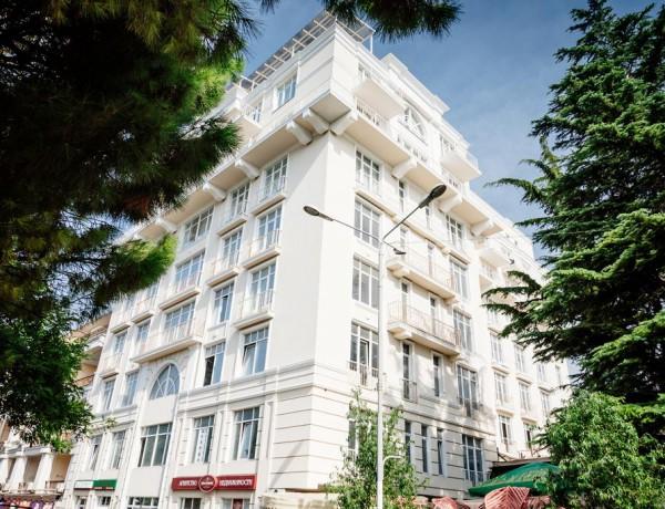 Отель Бристоль Ялта Крым