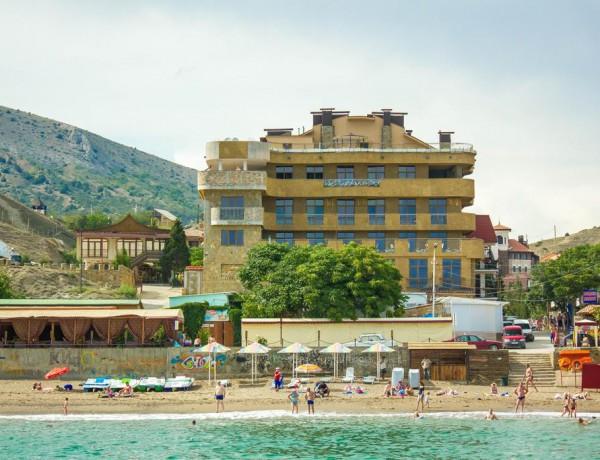 Гостиница Астарта Судак Крым
