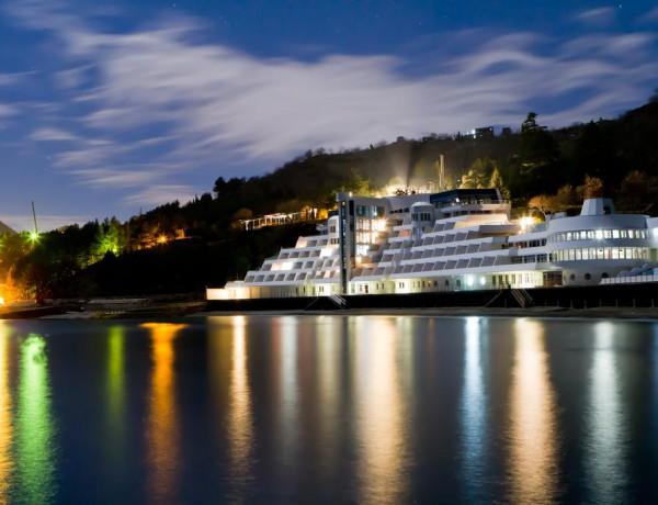 Отель Европа Партенит Крым