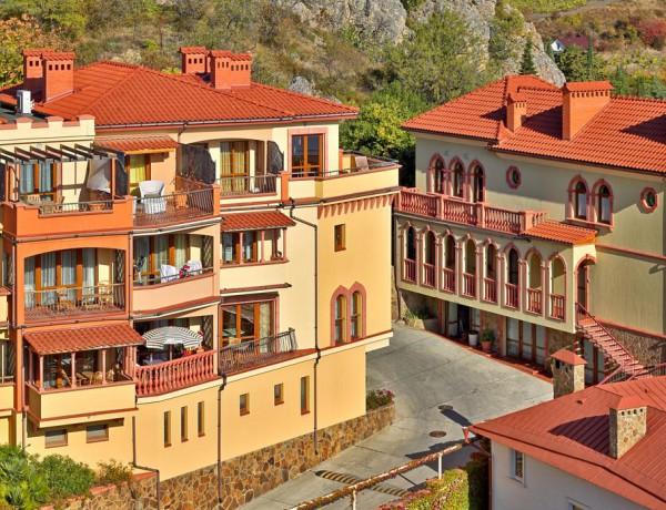 Аппарт отель Villa Balgatura Гурзуф Крым