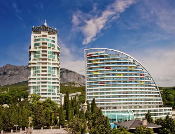 Отель Respect Hall Resort & Spa Кореиз Крым