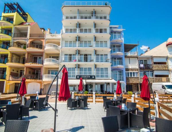 Hotel Lotus village Cliff Crimea