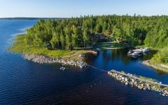 База отдыха Ладога-озеро Приозерск
