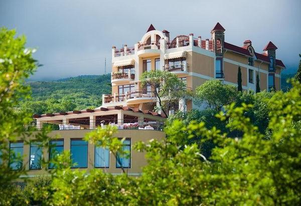 Отель Thyssen House Гурзуф Крым