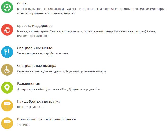 Отель Консоль Спорт-Никита Крым