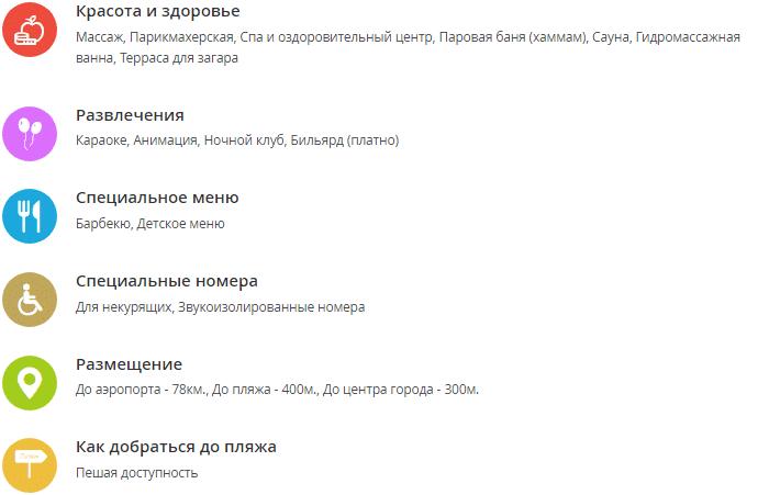 Отель Вилла Арго Малореченское
