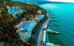 Отель Аквапарк Алушта Крым